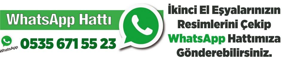 ikinci-el-esya-alanlar-whatsapp