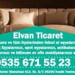 ELVAN SPOT ANKARA 2 150x150 - Eski eşya alanlar Ankara - Elvan Spot 0535 671 55 23