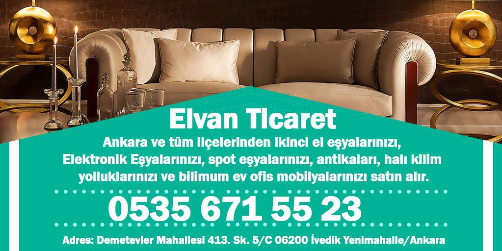 ELVAN SPOT ANKARA 2 - Anasayfa