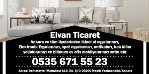 ELVAN SPOT ANKARA 2EL 300x150 - Etimesgut 2.El Eşya Alan Yerler - Etimesgut Spotçular