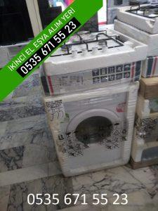Sıfır Çamaşır Makinesi Alan Yerler